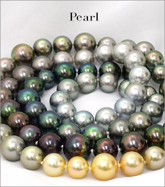 ベーネベーネの真珠ジュエリー